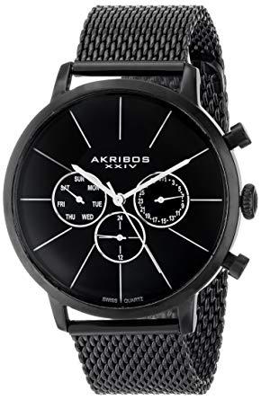 montre akribos xxiv