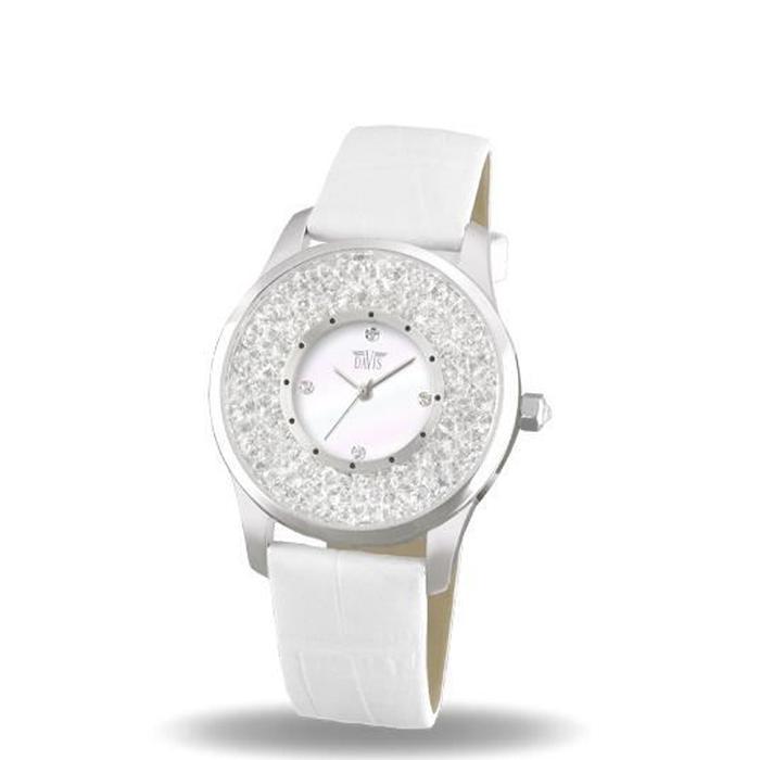 montre blanche pas cher