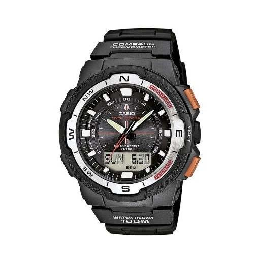 montre casio compass