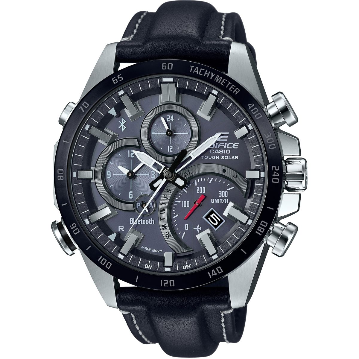 montre casio edifice bluetooth