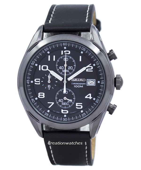 montre chronographe seiko