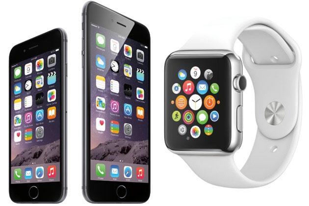 montre connectée iphone 6s