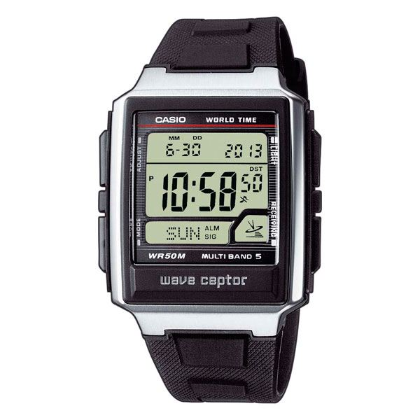montre digitale radio pilotée