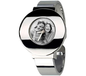 montre femme personnalisable avec photo