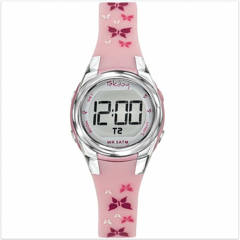 montre fille digitale