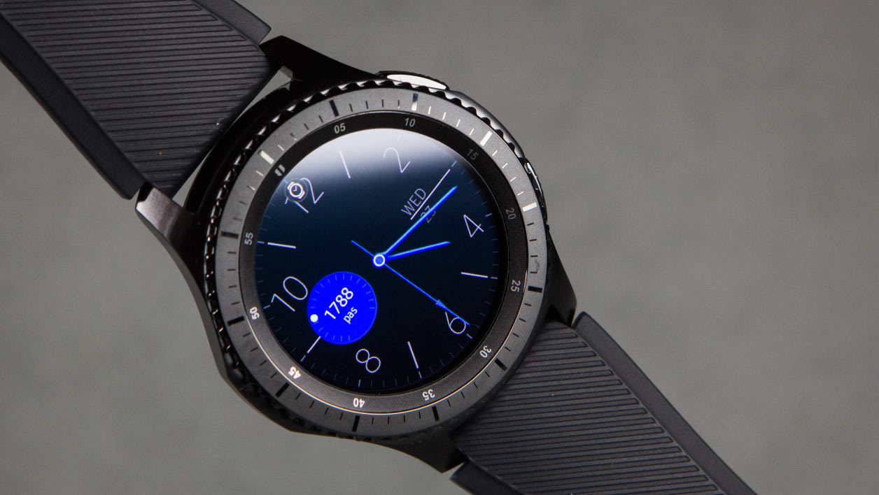 montre galaxy gear s3