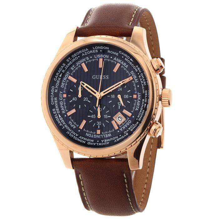 montre guess homme 2016