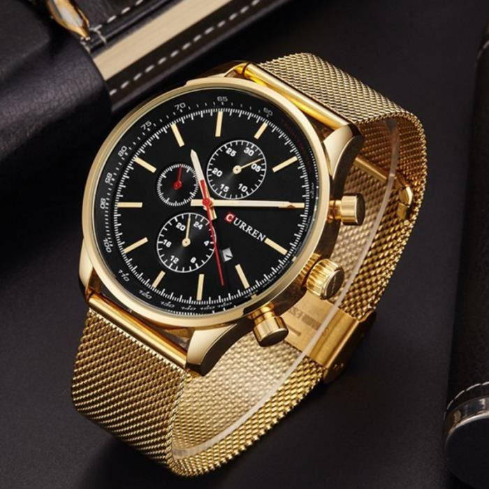 montre homme luxe