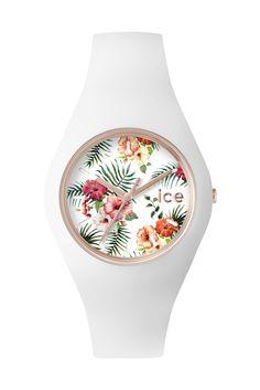 montre ice watch fleur