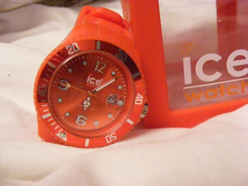 montre ice watch occasion