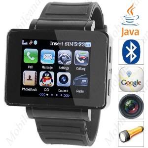 montre portable pas cher