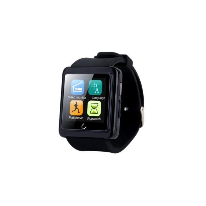 montre pour iphone 4
