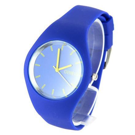 montre silicone pas cher