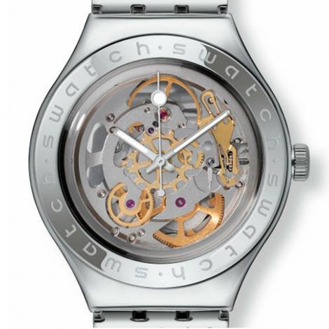 montre swatch automatique homme