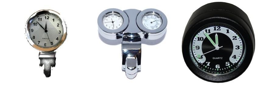 montre thermometre moto