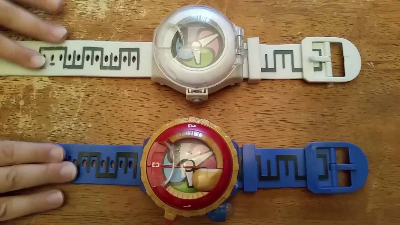 montre yokai modele zero