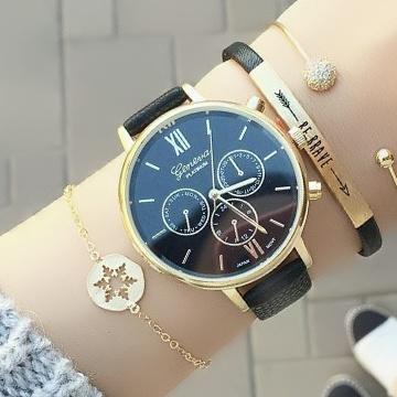montres bijoux fantaisie pas cher