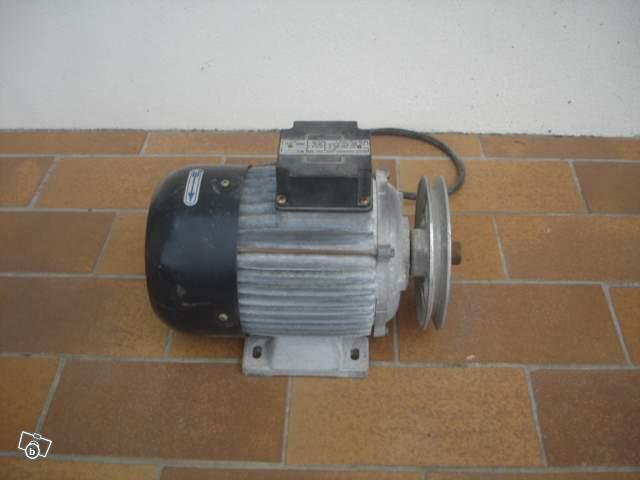 moteur electrique occasion 220v