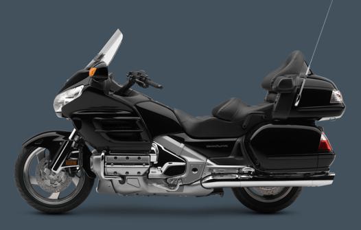 moto avec radio