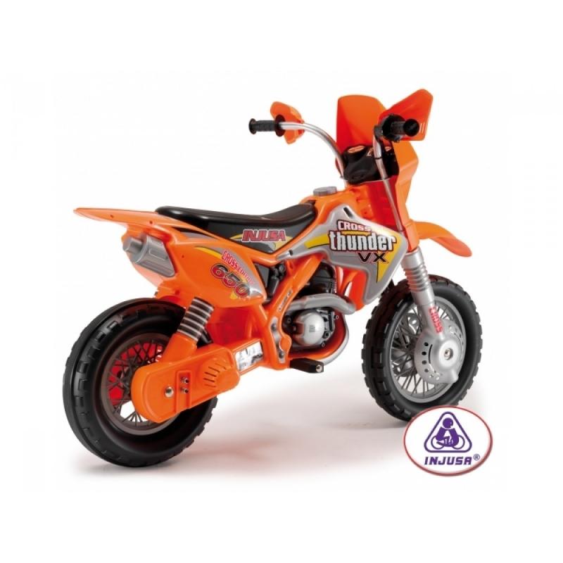 moto cross electrique 12v