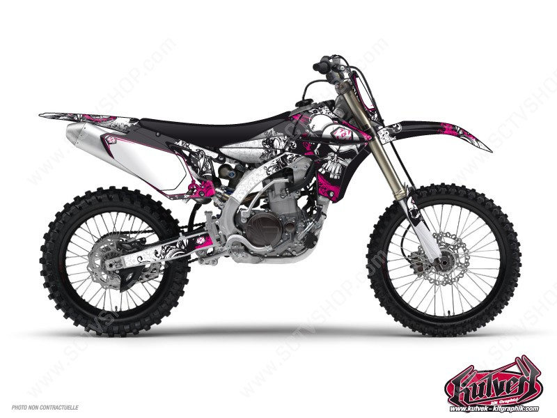 moto cross rose
