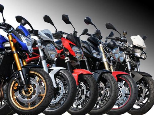 moto roadster comparatif