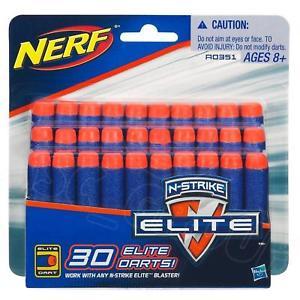 nerf munitions