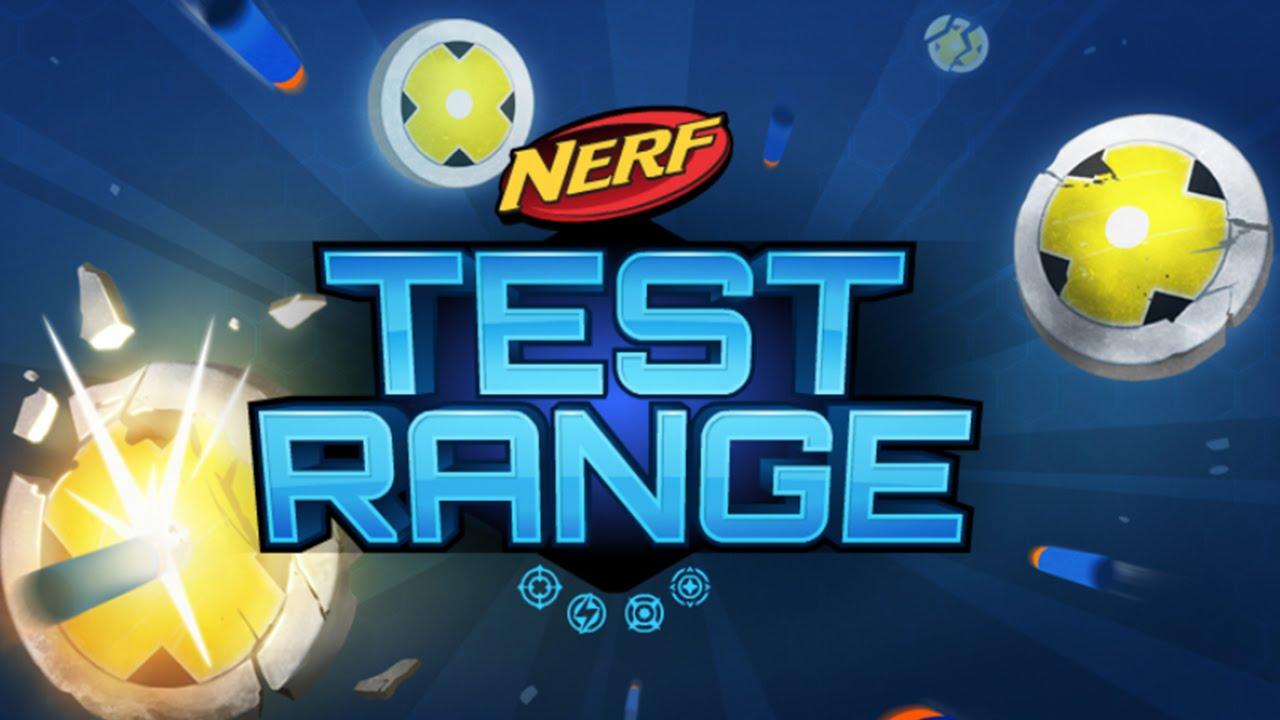nerf test