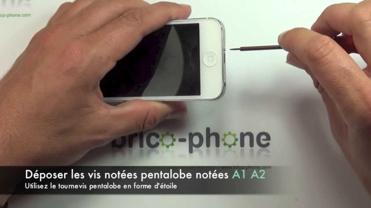 nettoyer haut parleur iphone 6