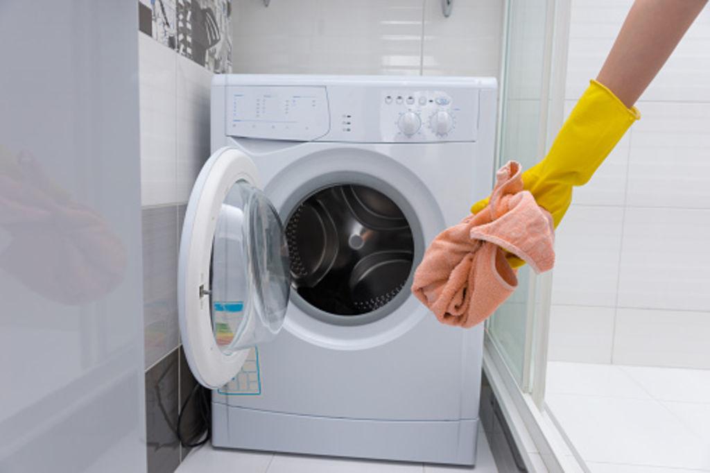 nettoyer un tambour de machine à laver