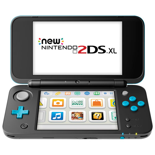 new nintendo 3ds xl noir