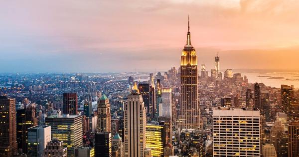 new york pas cher