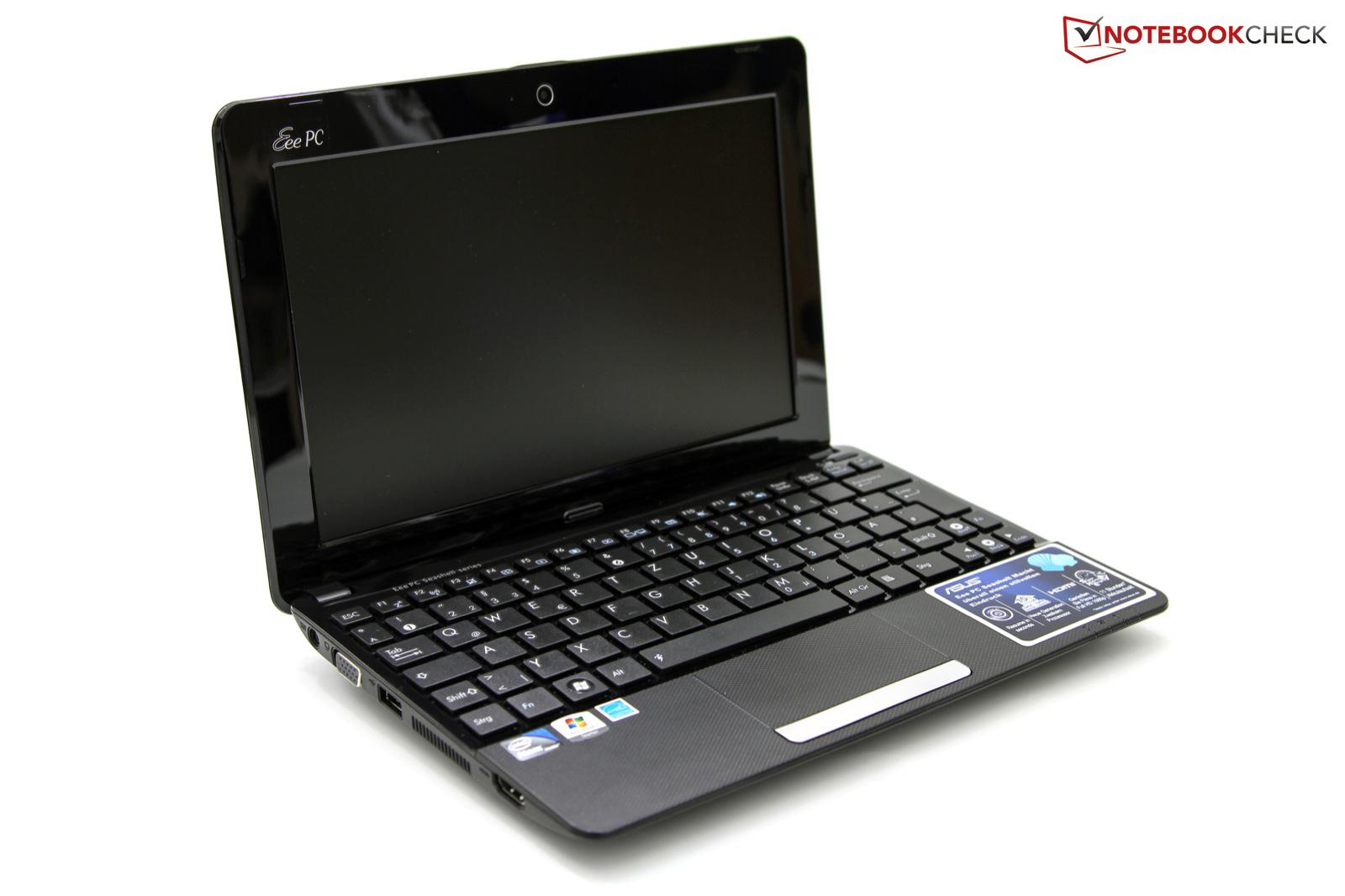 notebook asus eee pc