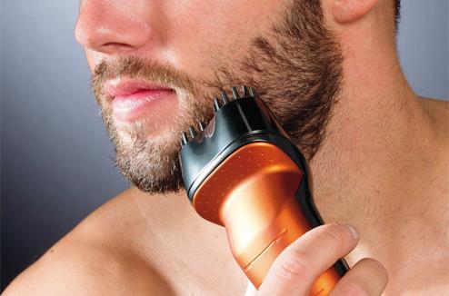 nouveau rasoir barbe