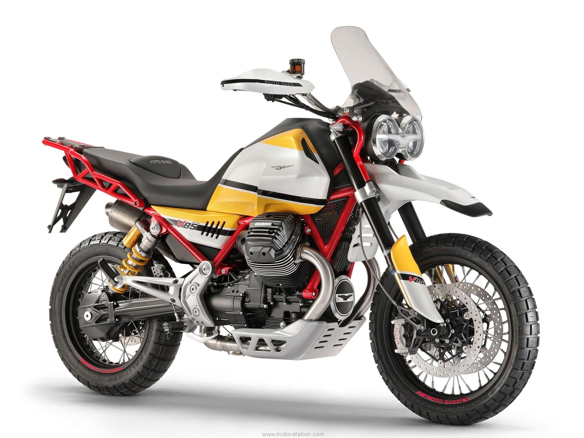 nouveauté moto