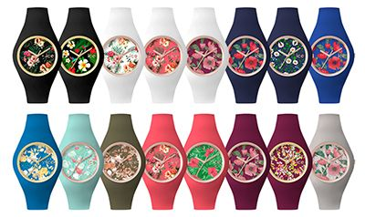 nouvelle montre ice watch