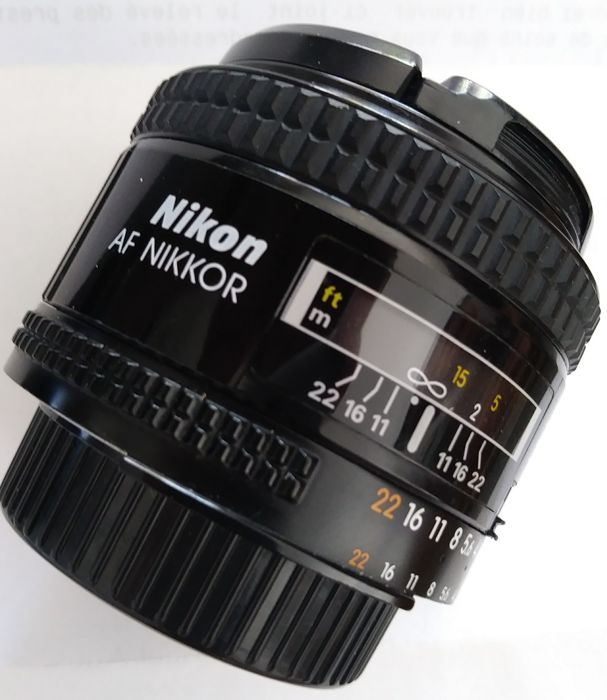 objectif nikkon