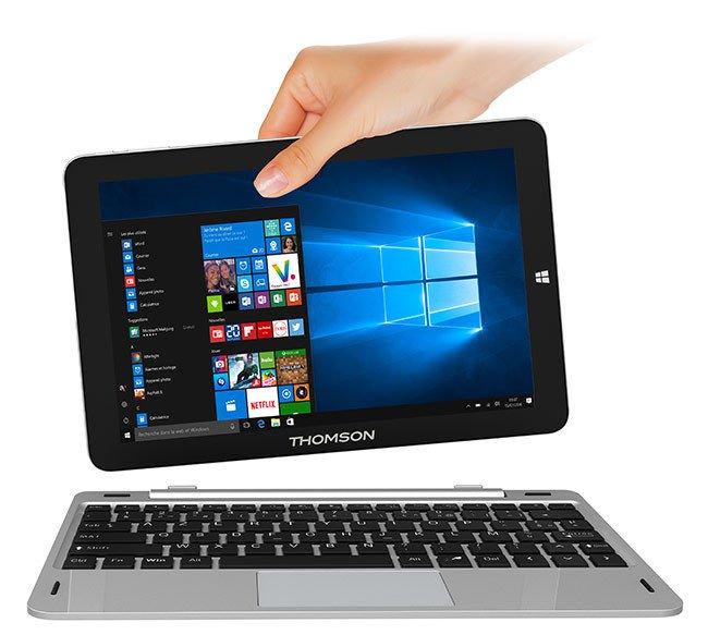 ordinateur portable 2 en 1 pas cher