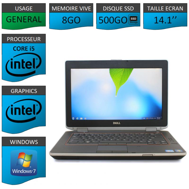ordinateur portable avec disque ssd