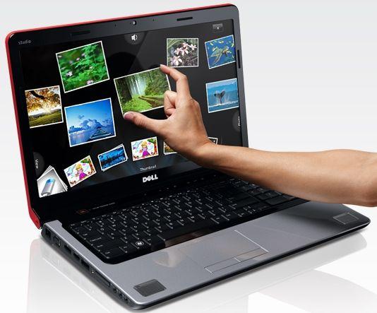 ordinateur portable avec ecran tactile