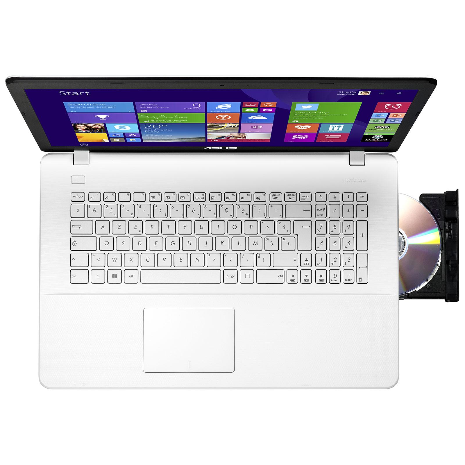 ordinateur portable avec graveur dvd intégré