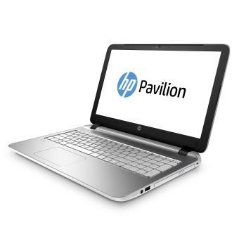 ordinateur portable blanc hp