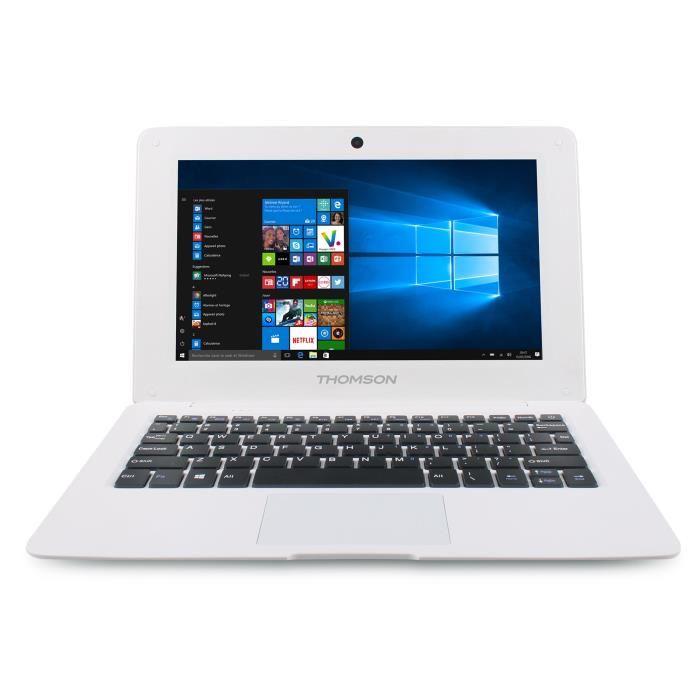 ordinateur portable ecran 10 pouces