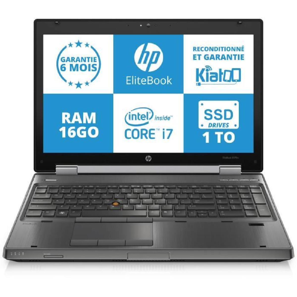 ordinateur portable i7 16go ram