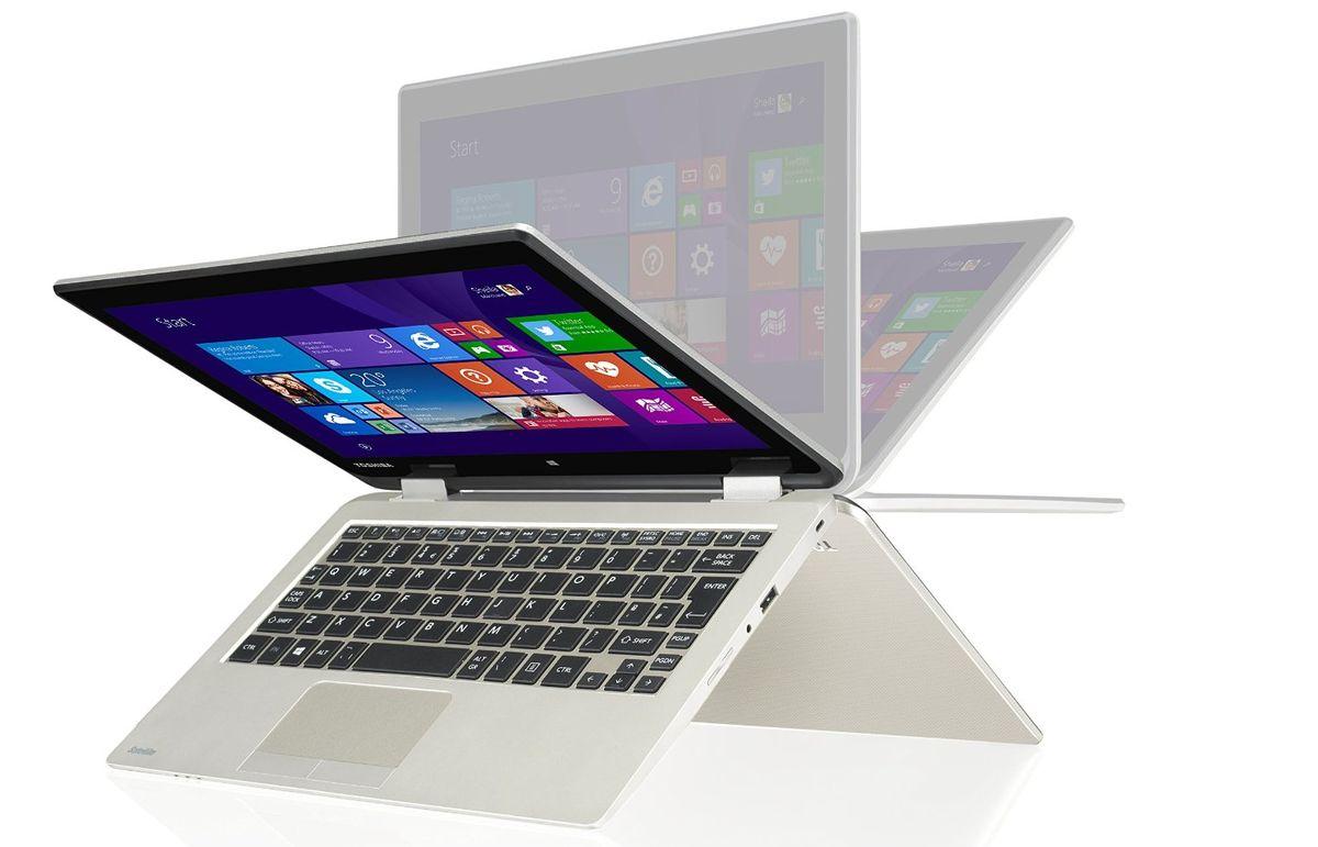 ordinateur tablette toshiba
