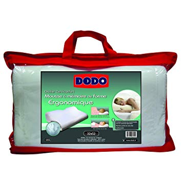 oreiller dodo ergonomique