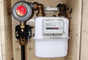 ouverture compteur gaz