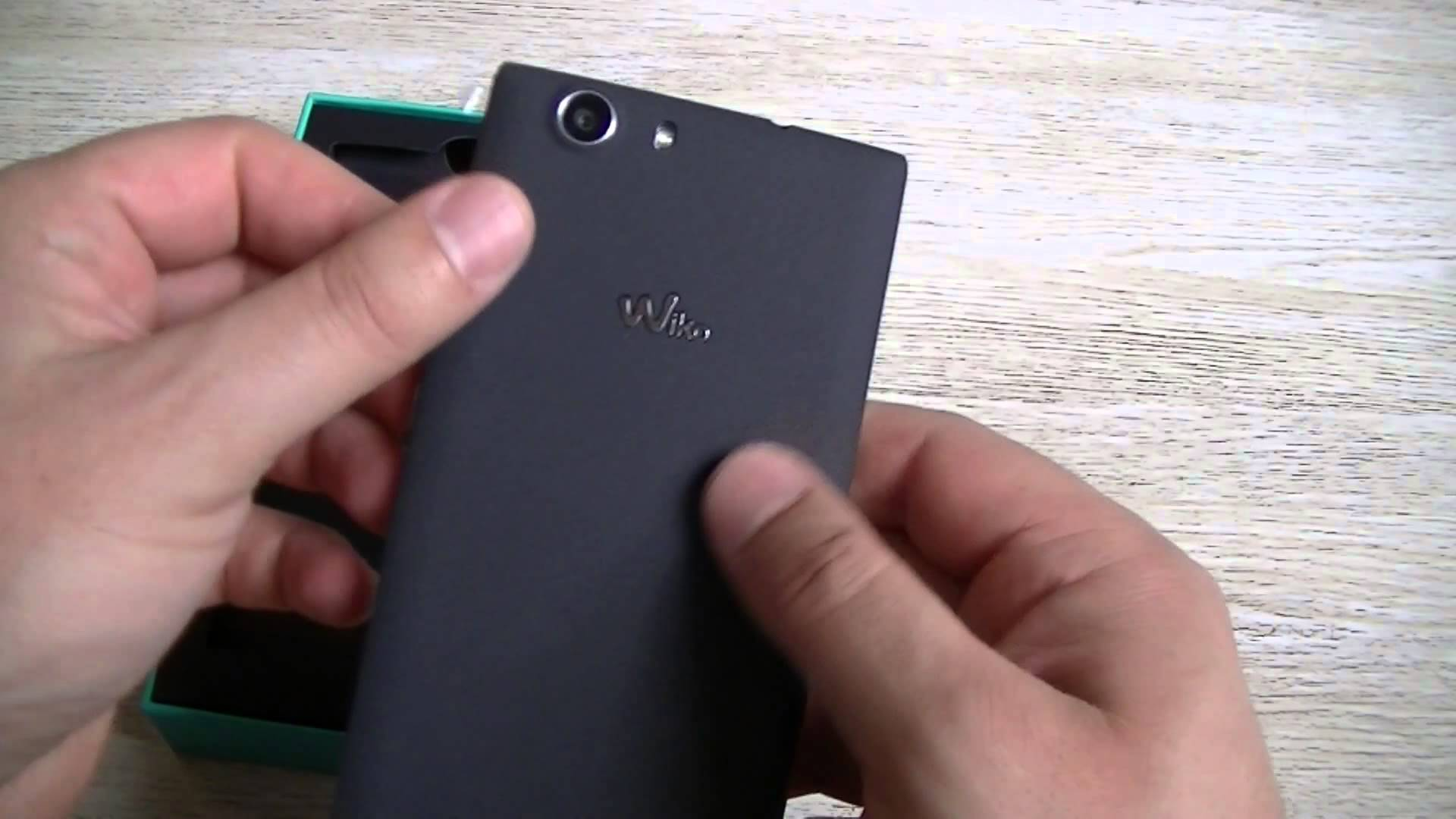 ouvrir portable wiko