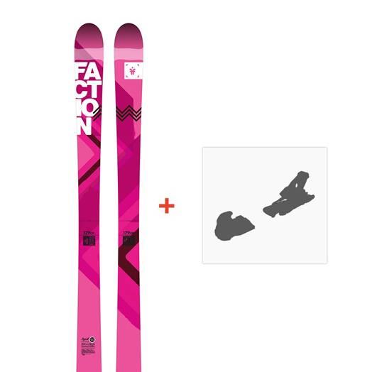 pack ski femme