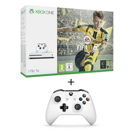pack xbox one s deux manettes